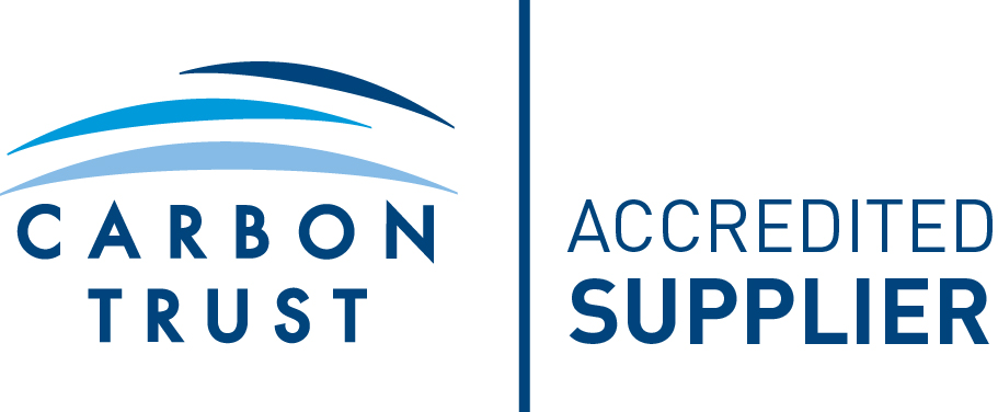 E-CO is a Carbon Trust Accredited Supplier